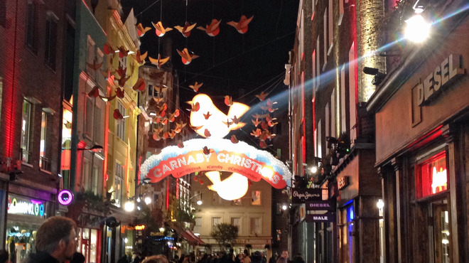 Carnaby Street (photo: Time Out London)