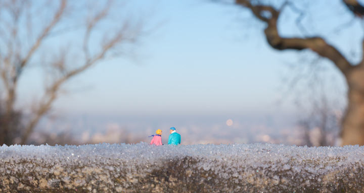 Slinkachu | January 1