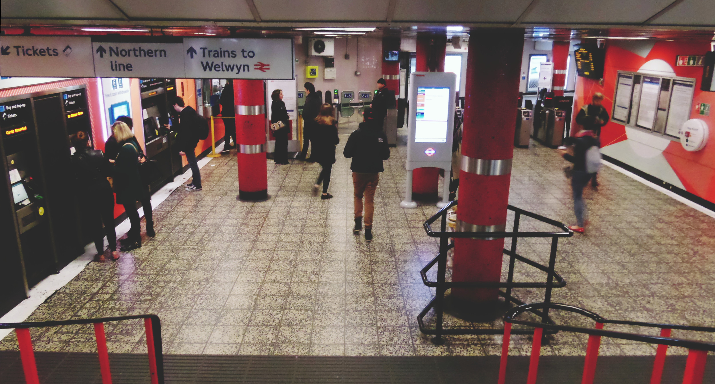 Old Street tube station