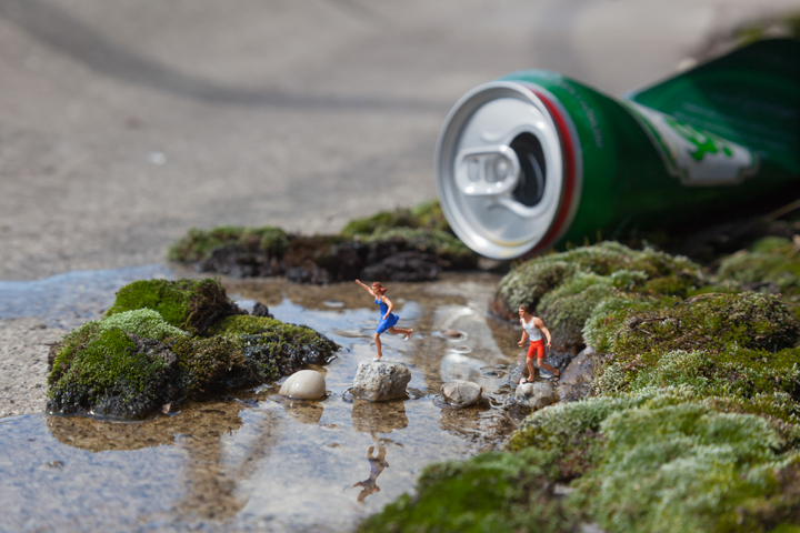 Slinkachu | The Stream 1