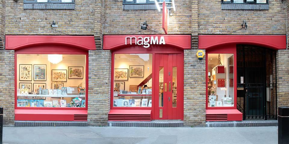 photo: magma