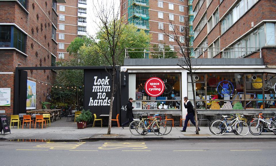 photo: Look mum no hands