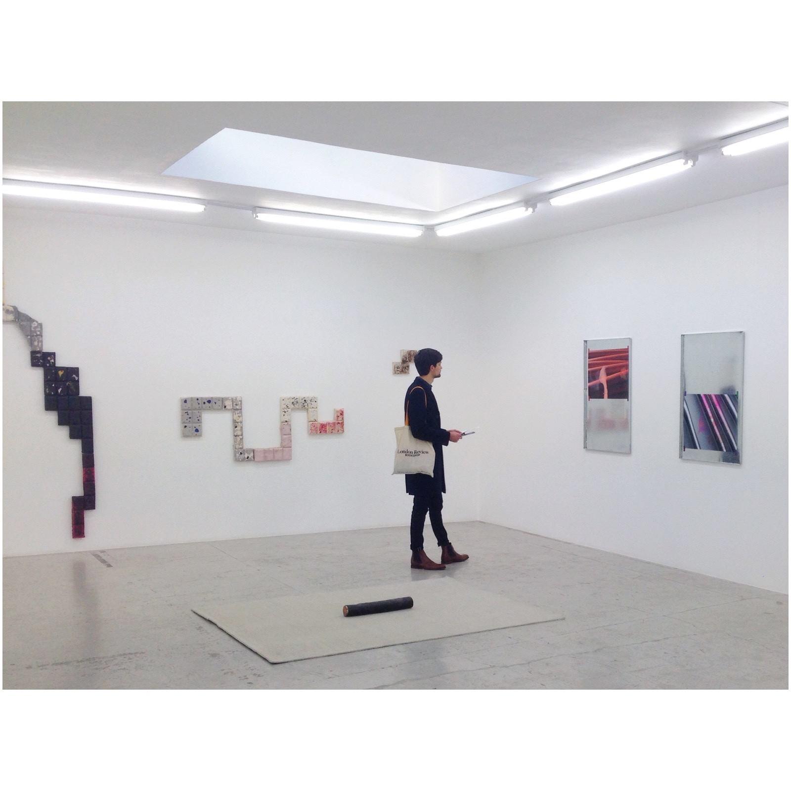 Laura Bartlett Gallery  (photo by Robin Nierynck)
