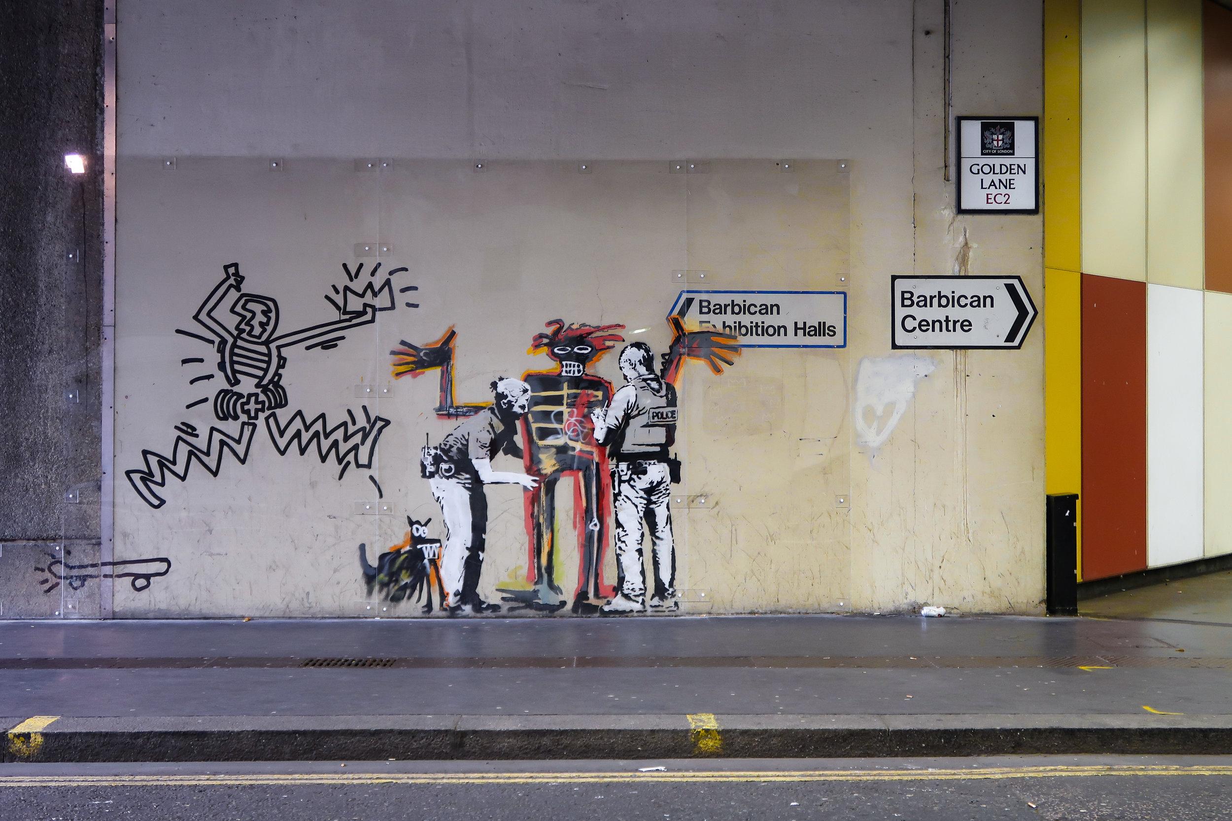 Banksy at Barbican 2_c_Daphne Ronse
