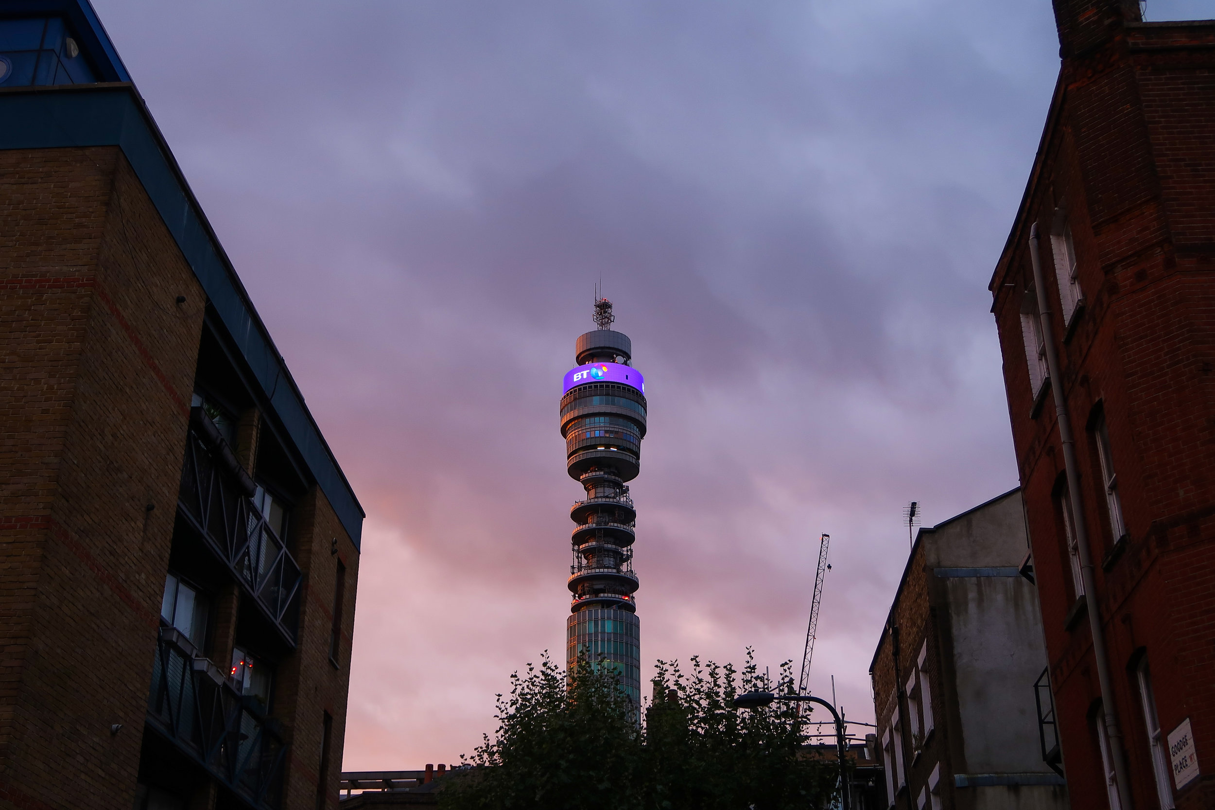 BT tower_c_Daphne Ronse