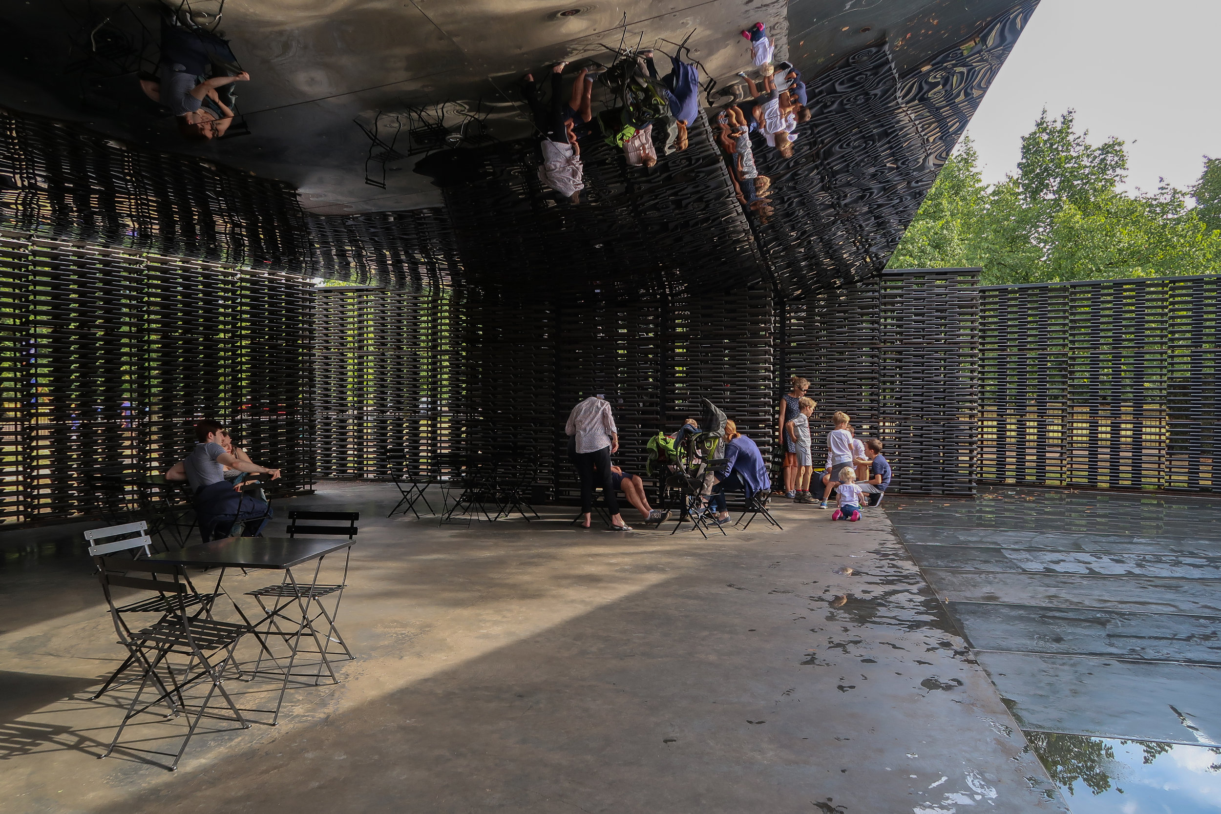 Serpentine Pavilion 2018 - own photo