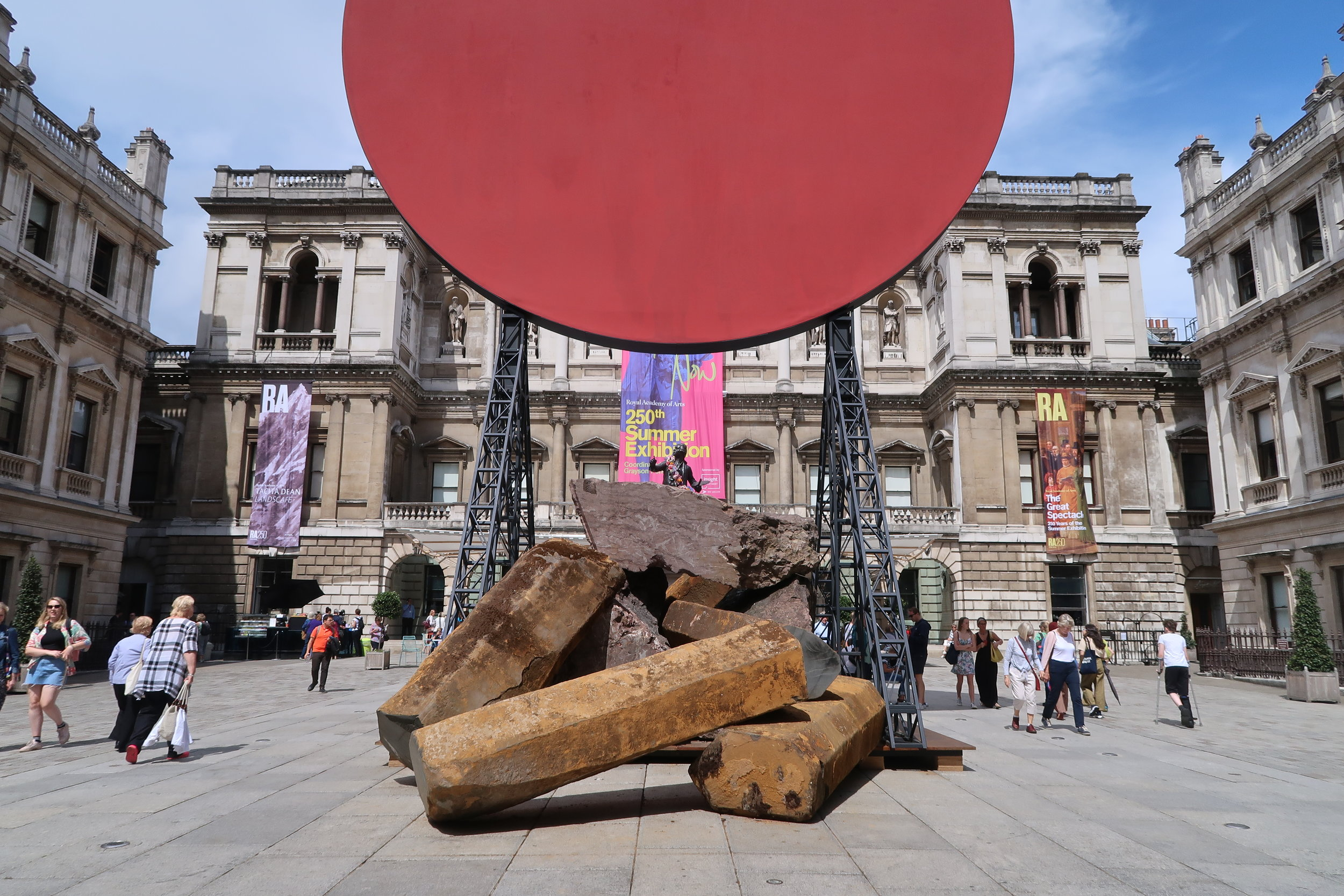 The Royal Academy - own photo