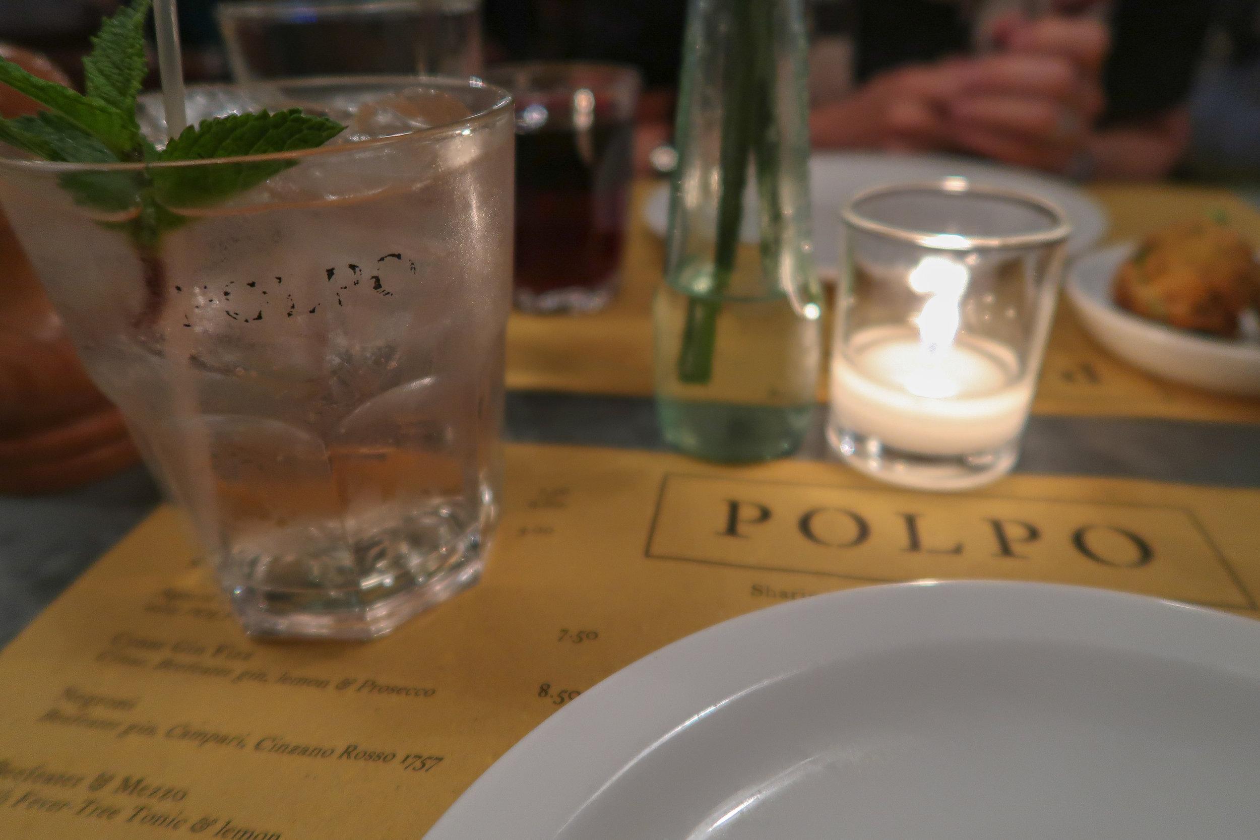 Polpo Smithfield - own photo