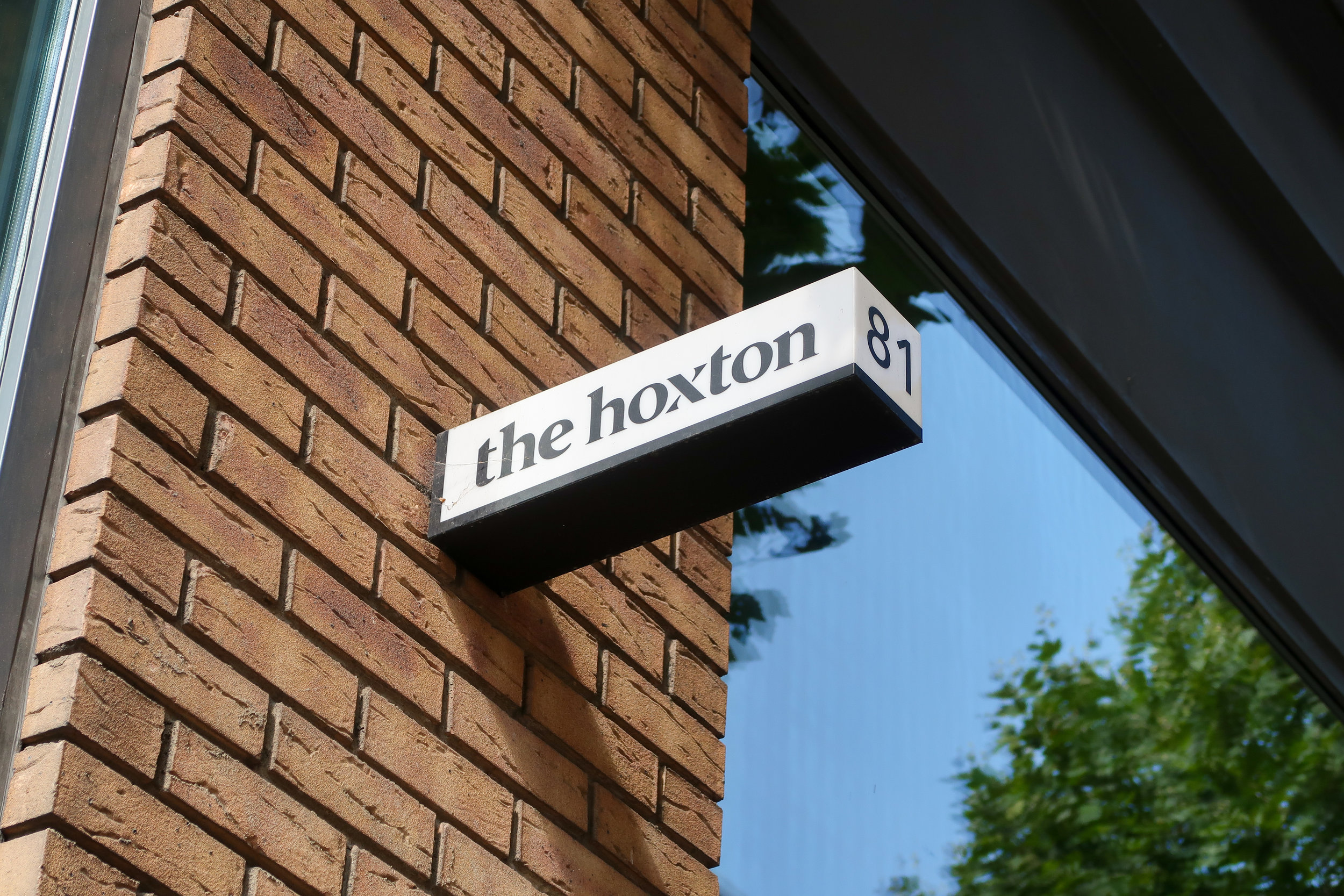The Hoxton Shoreditch - own photo