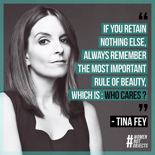 Our #WCW reminding us of the #1 rule of beauty 💪💥
