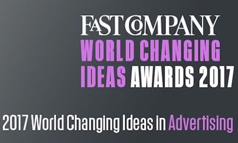 We are so proud to share that #WomenNotObjects was just named a finalist as one of the @fastcompany 2017 World Changing Ideas!  #WCIAwards #equality #fastcompany #advertisingagency #advertising #finalist #socialimpact