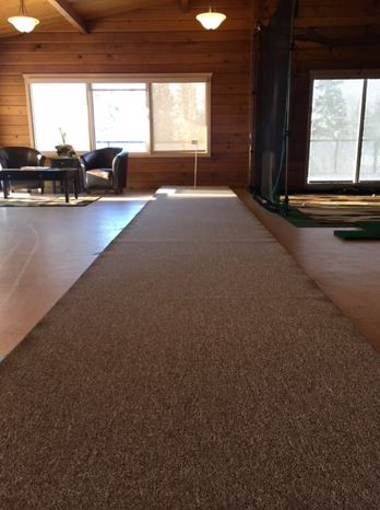 25 feet long! - Roll your birdie putts live time to go 1 up in your match!