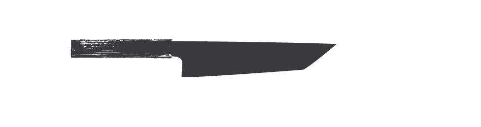 L EMOULEUR Invert Kiritsuke Knife
