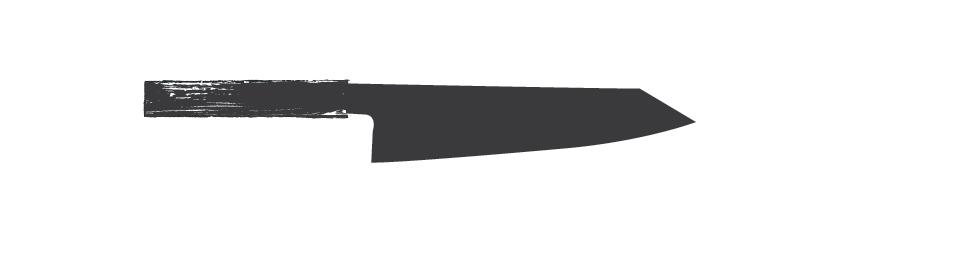 L EMOULEUR Kiritsuke Japanese Knife