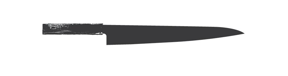 L EMOULEUR Sujihiki Japanese Knife