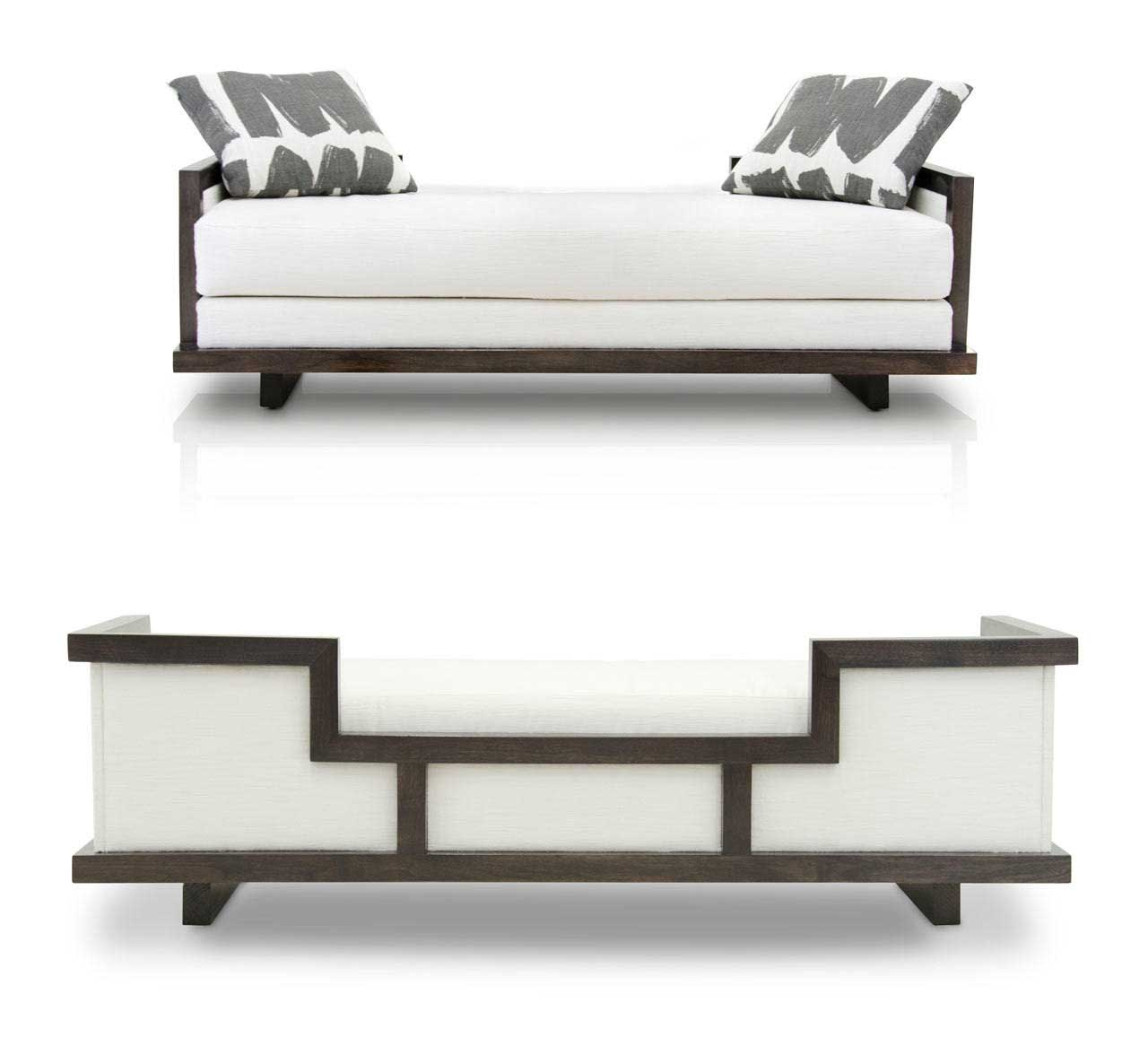 Tao daybed  by  Hellman-Chang