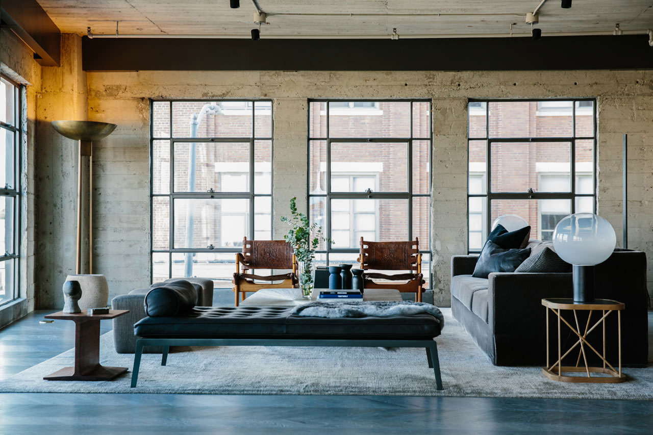 Marmol Radziner's Los Angeles' Arts District Loft.