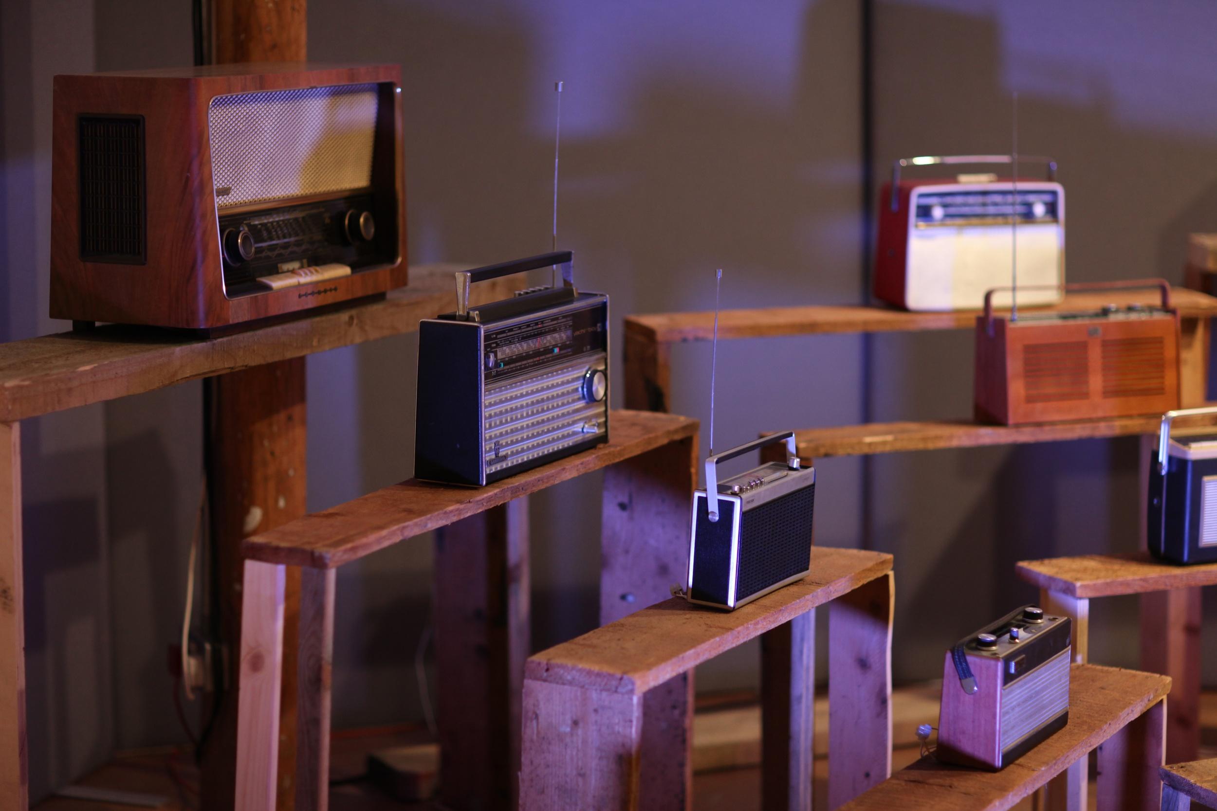 Radio Reconstructions, Limewharf, 2013