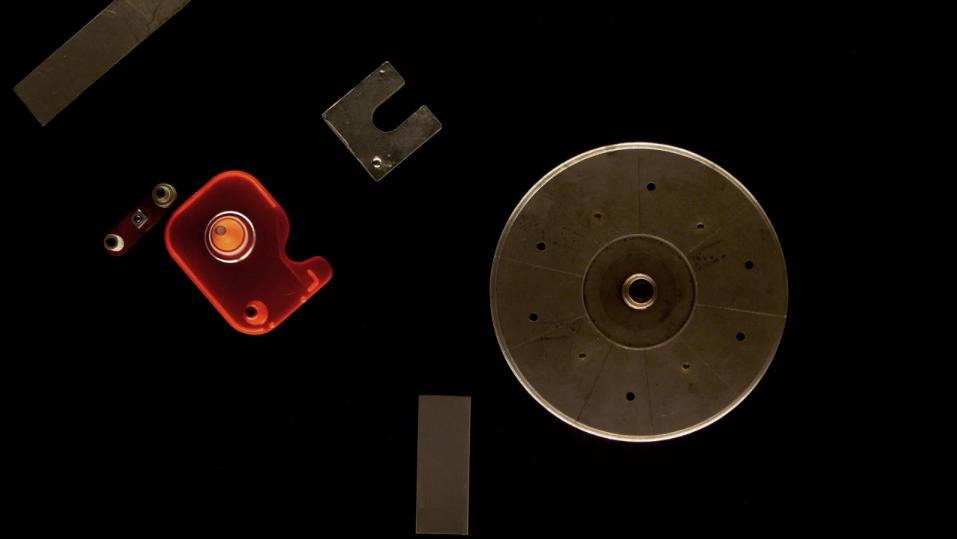 Still from 'Sync' by Max Hattler (2010)