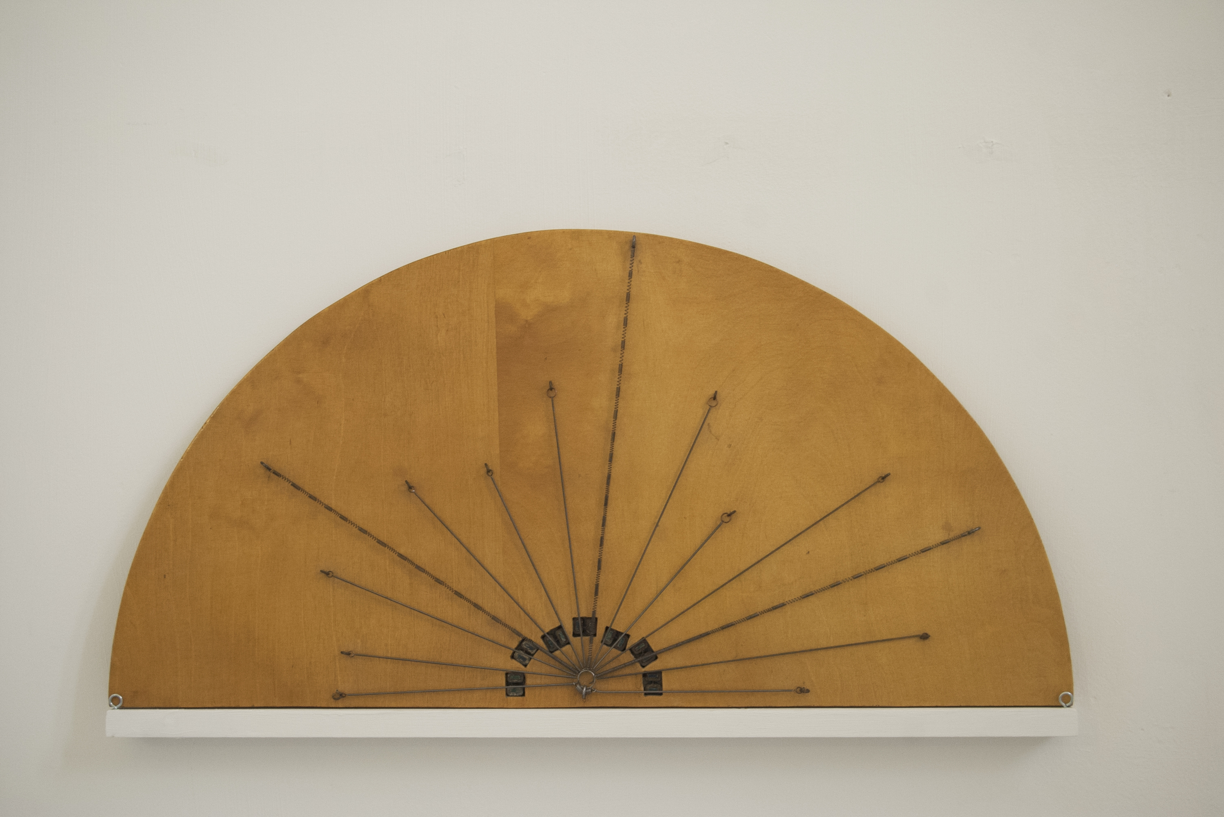Springboards by Hugh Davies