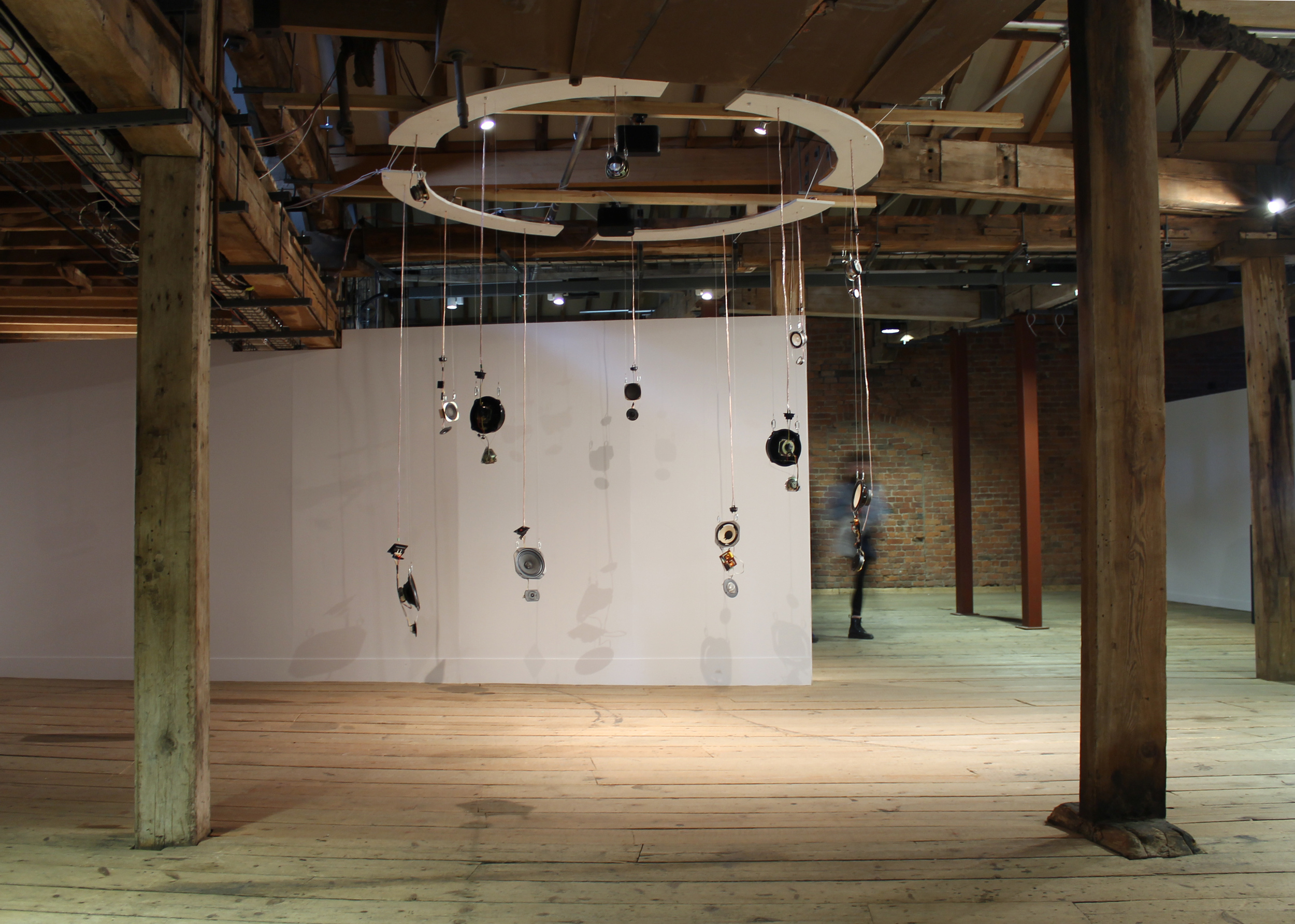 Maelstrom Installation, Museum of Science and Industry, 2012