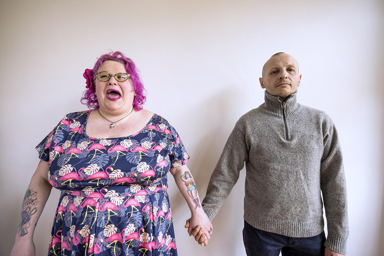 Lisa and Steve - Wife and Husband