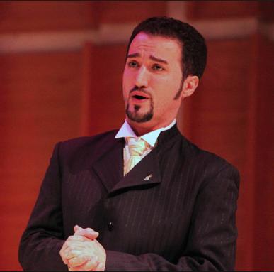 Metropolitan Opera Tenor Luciano Lamonarca