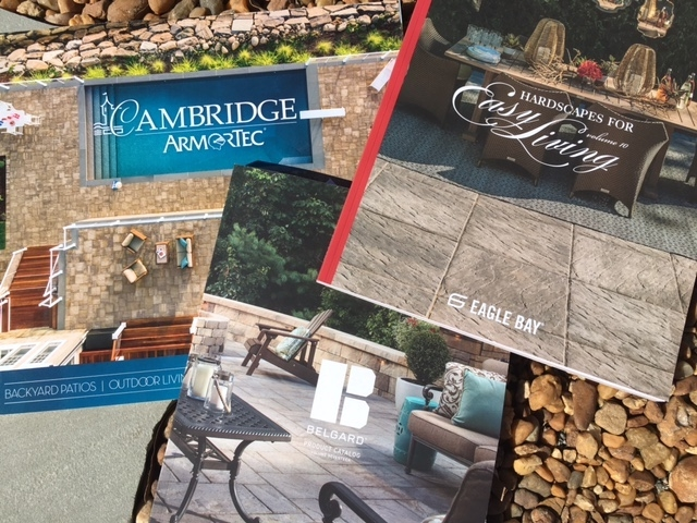 All three manufacturers have delivered new catalogs for 2017. Pick up your copies at the Plant Center or we can mail them directly to you.
