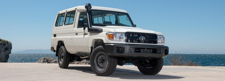 Toyota Landcruiser 78