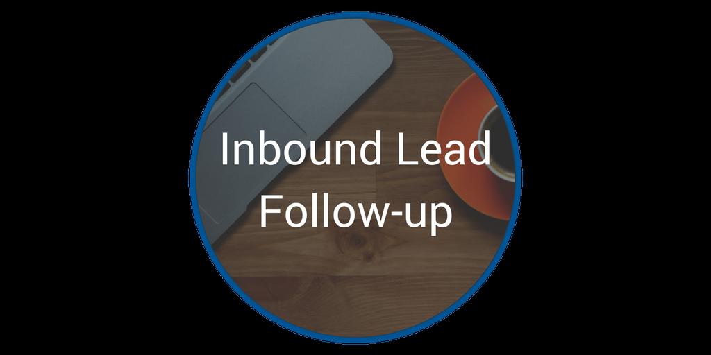 Inbound Lead Follow-up