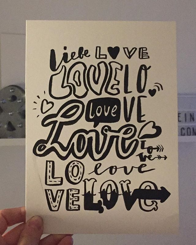 Simple Love-Scribble ☺️ #handlettering #love #type #liebe #illustration #illustrationart #illustrativheiraten #illustrativ_heiraten #hochzeitsillustration #hochzeitsinspiration #heiraten #ehefüralle #liebefüralle