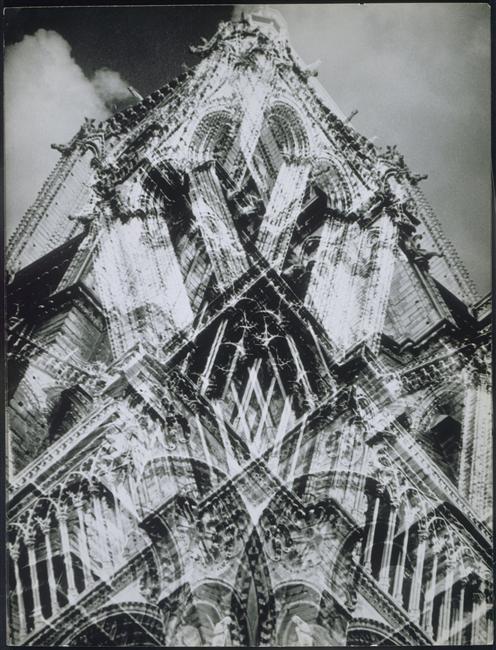 Raoul Hausman, Nos Dames de Paris, 1939   Crédits:Photo (C) Centre Pompidou, MNAM-CCI, Dist. RMN-Grand Palais / Adam Rzepka   Source:  Lien