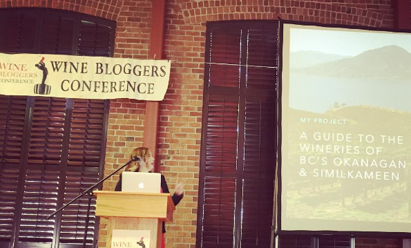 Presenting at WBC16 in Lodi, California