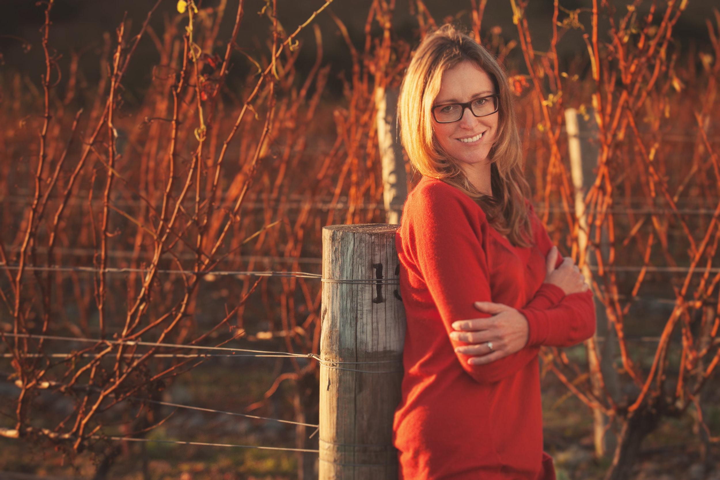 Yealands' Chief Winemaker Tamra Kelly-Washington