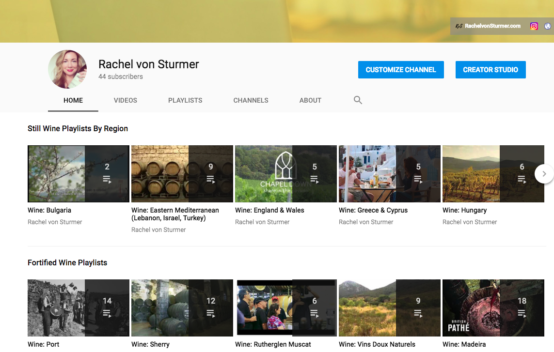 youtube for wine students wset diploma