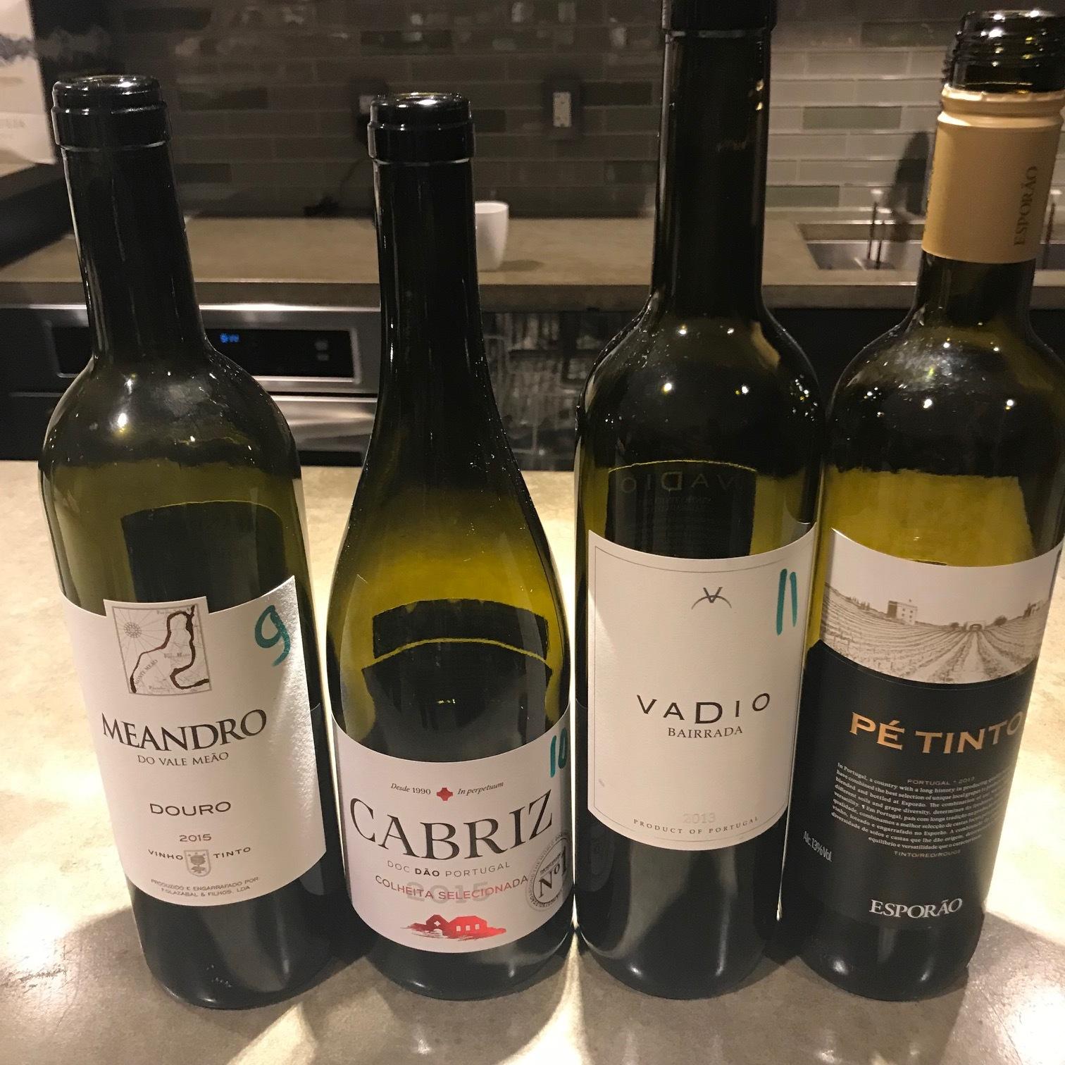 Wines L>R 1-2-3-4