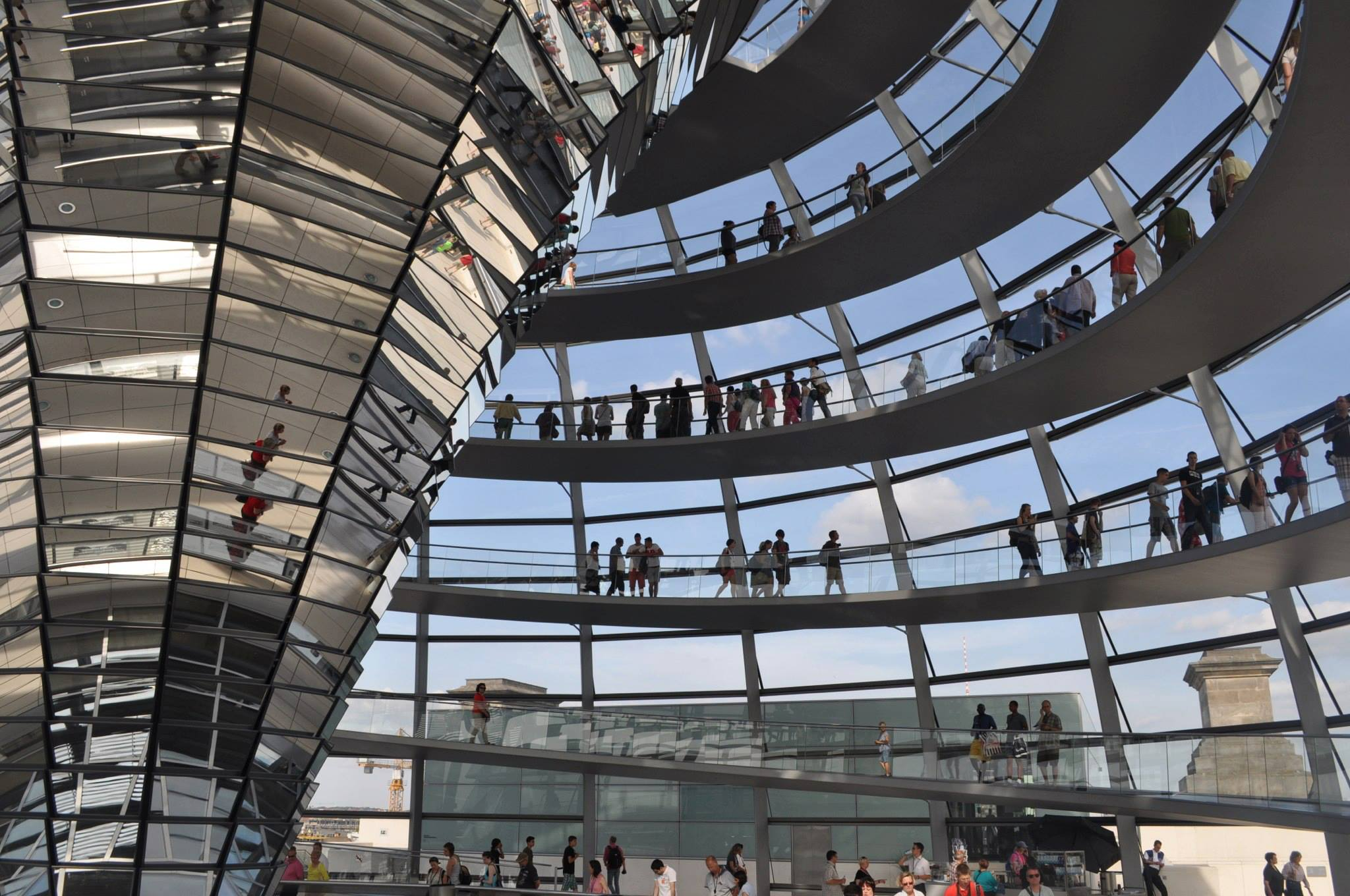 The Reichstag Building  Berlin, Germany