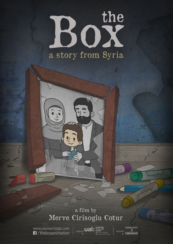 The Box  - Winner of Best Animated Film