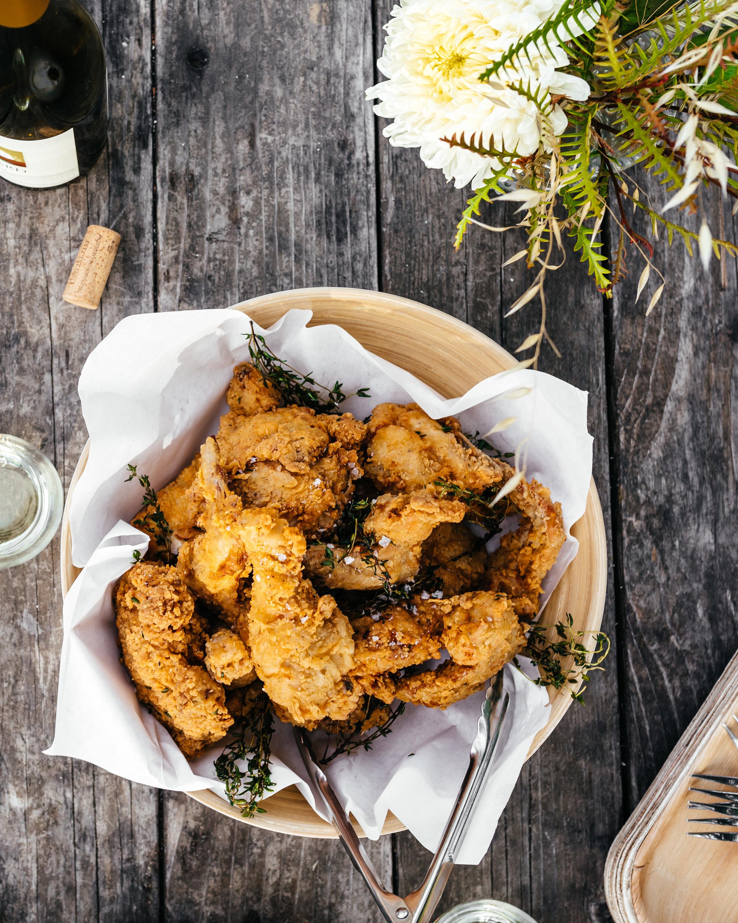 Fried Chicken Parties -
