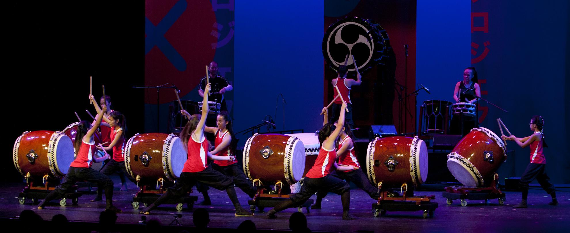 Rhythmic Relations 2015, photo by Kim Nakashima