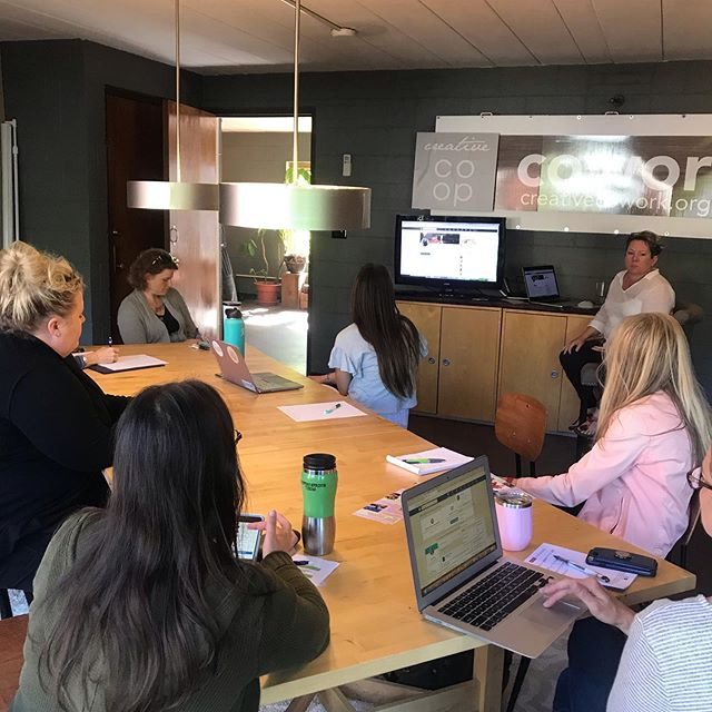 We focused on LinkedIn for today's coffee chat. Thanks to everyone who joined the conversation! #linkedin #coworking #community #granville #newark