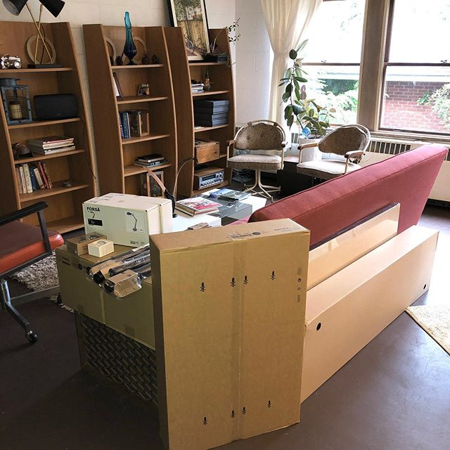 Exciting development happening at the Creative Coop! Thanks to a grant from The Granville Community Foundation we will have a new workstation coming soon! Stay tuned for details.
