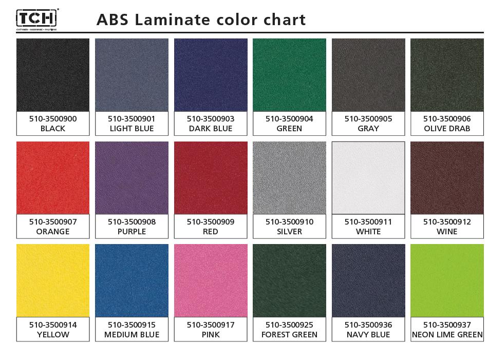 18 Custom Case Colors