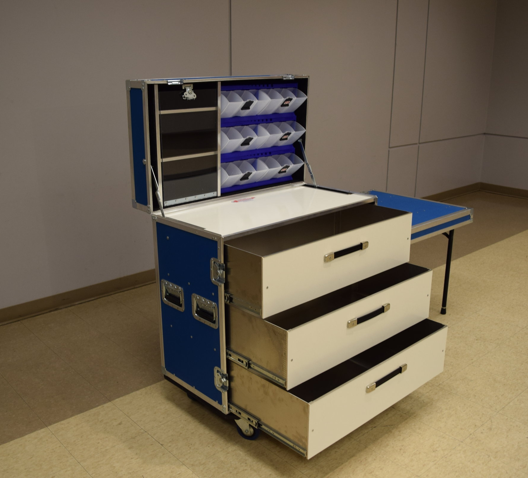 Infectious Disease Cart