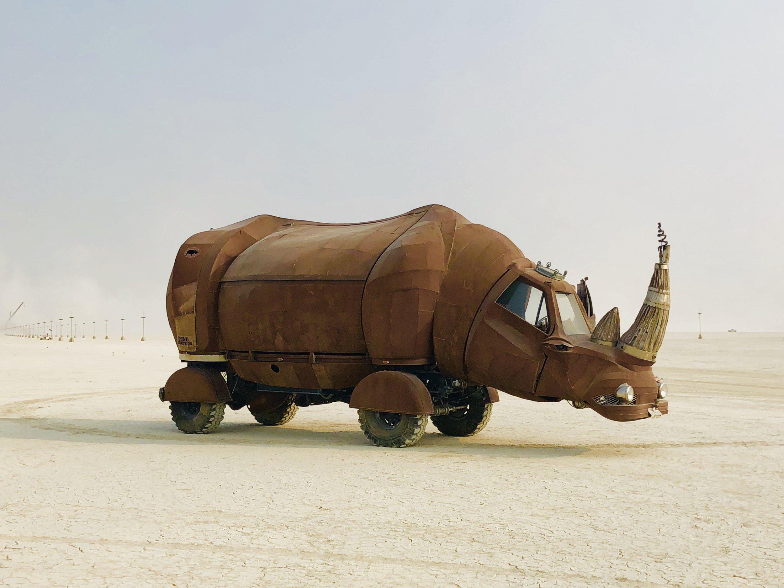Rhino Car