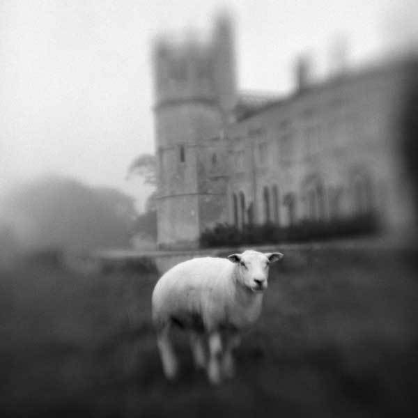KEITH CARTER, Birth of Photography; Lacock Abbey, Study #2, 2004