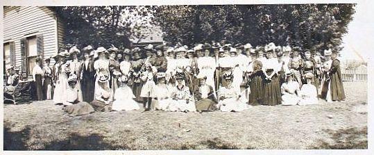 Abilene Shakespeare Club , 1910