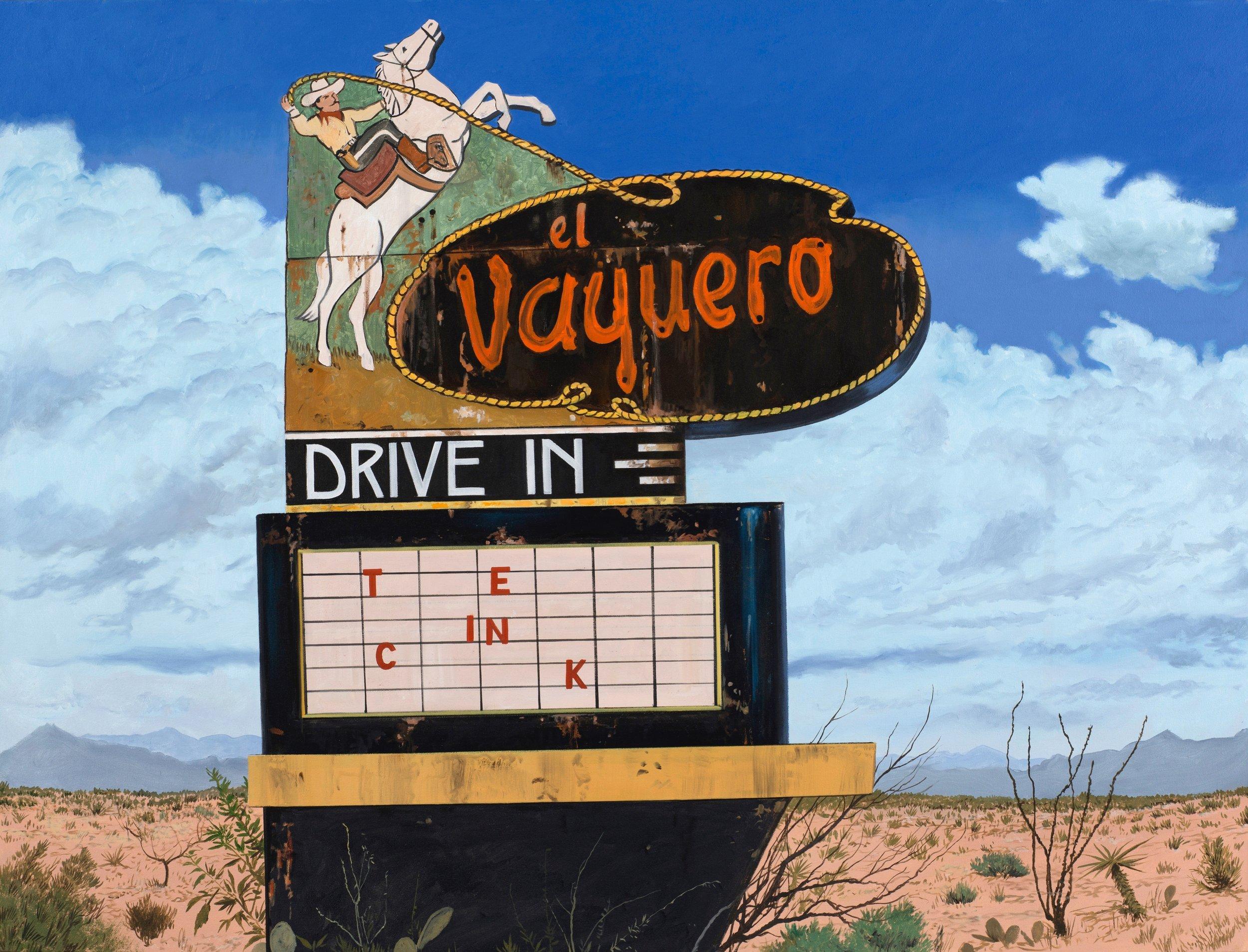 Daniel Blagg, Vaquero Drive In
