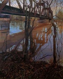 Lee Jamison, The Turning Bridge