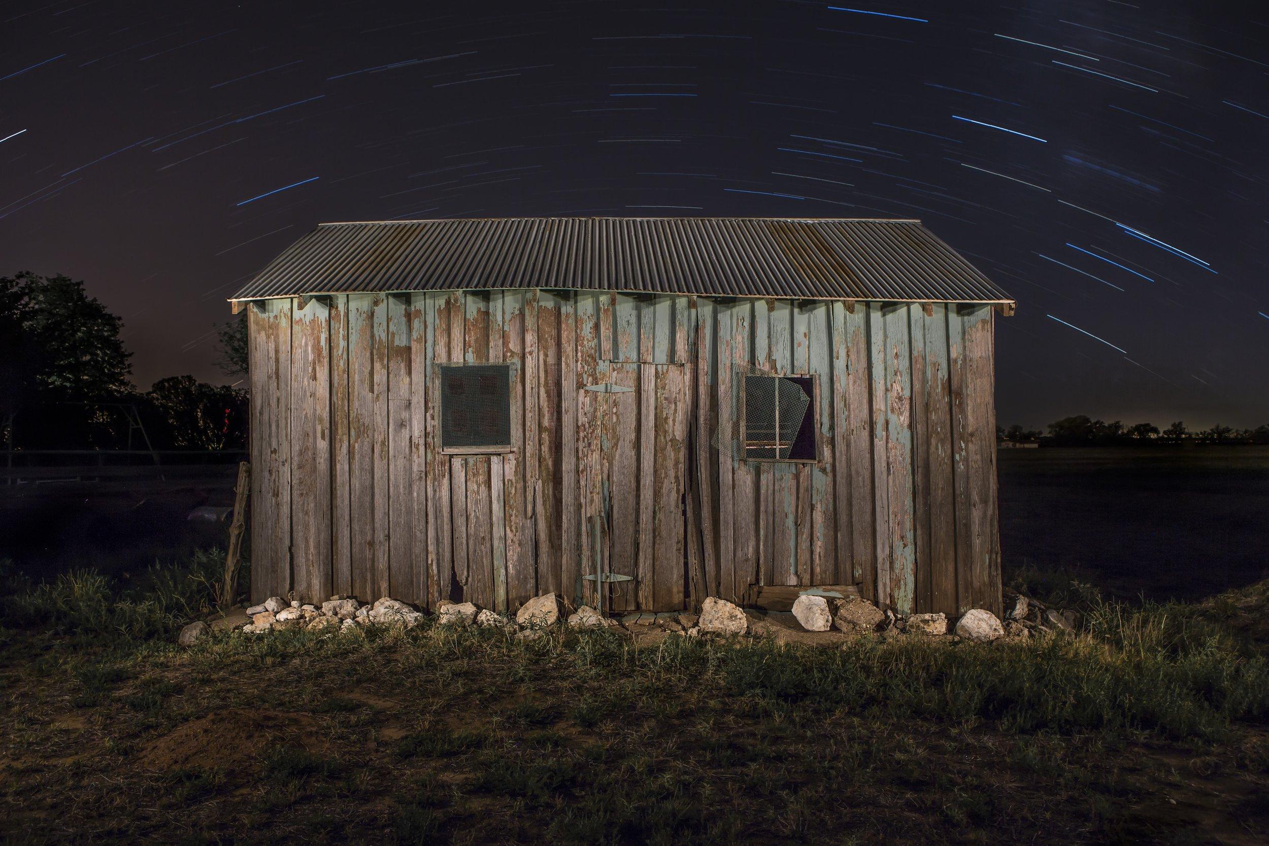 Ashton Thornhill, Arthurs Stable – Brownfield, Texas, 2013
